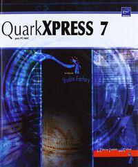 Quarkxpress 7 - Aa. Vv.