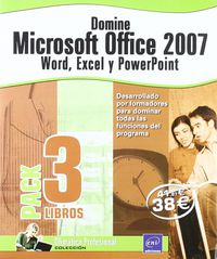 Domine Microsoft Office 2007 - Word, Excel Y Power Point - Aa. Vv.