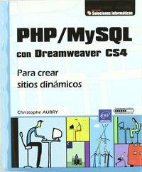 Php / Mysql - Con Dreamweaver Cs4 - Christophe Aubry
