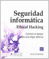 SEGURIDAD INFORMATICA - ETHICAL HACKING