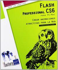 FLASH PROFESSIONAL CS6 - PARA PC / MAC