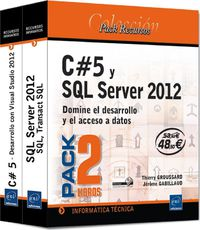 C#5 Y Sql Server 2012 (pack) - Thierry Groussard