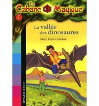 CABANE MAGIQUE, LA 1 - LA VALLEE DELS DINOSAURES