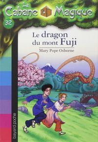 CABANE MAGIQUE, LA 2 - LE DRAGON DU MONT FUJI