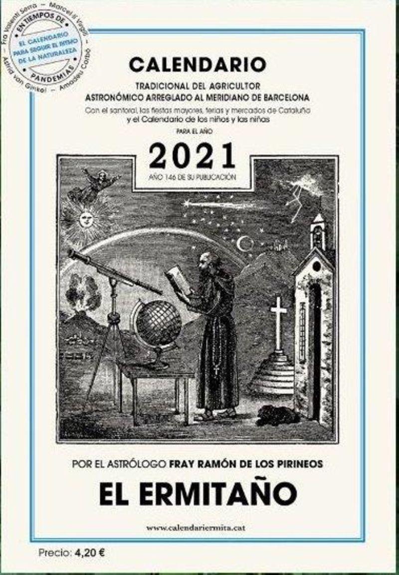 CALENDARIO ERMITAÑO 2021