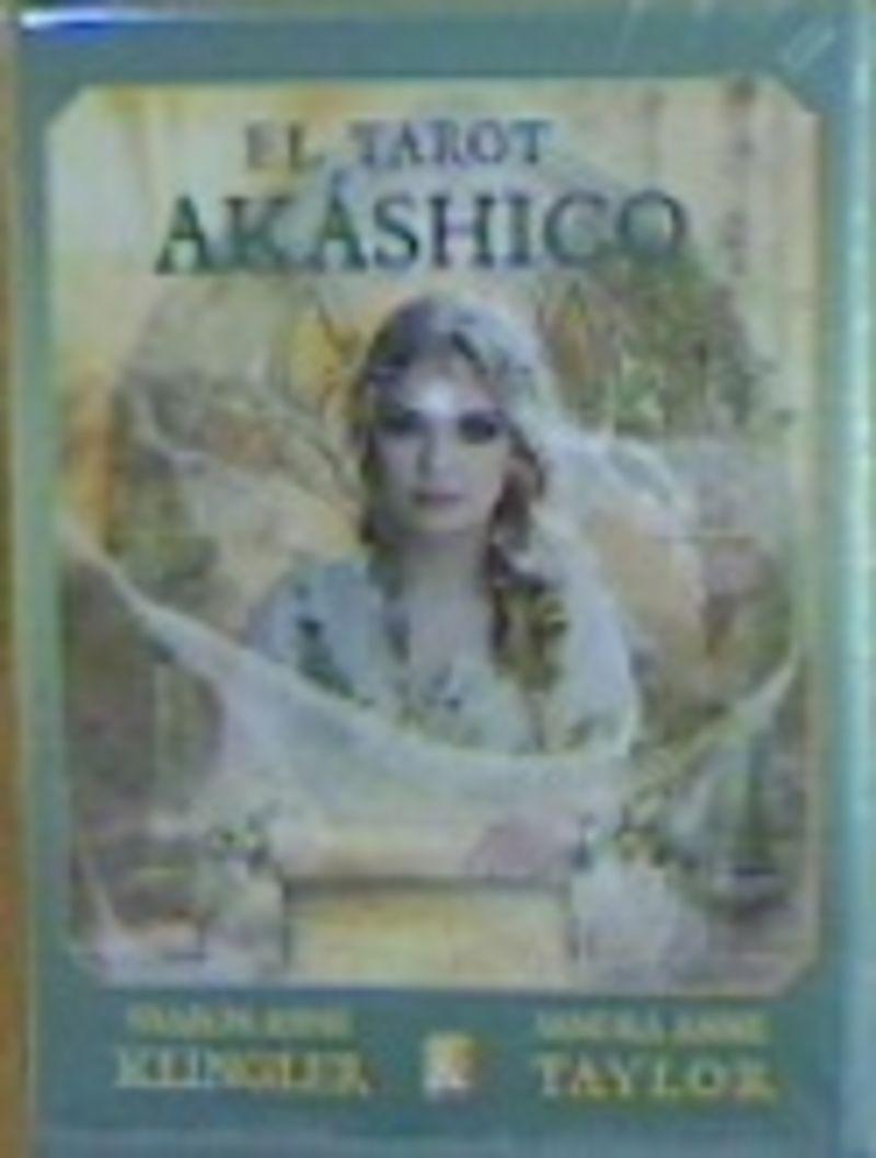 TAROT AKASHICO, EL (+62 CARTAS)