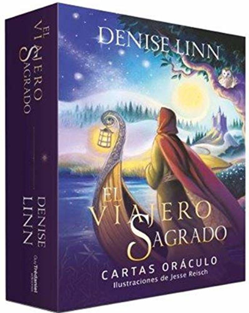 VIAJERO SAGRADO, EL (+52 CARTAS)