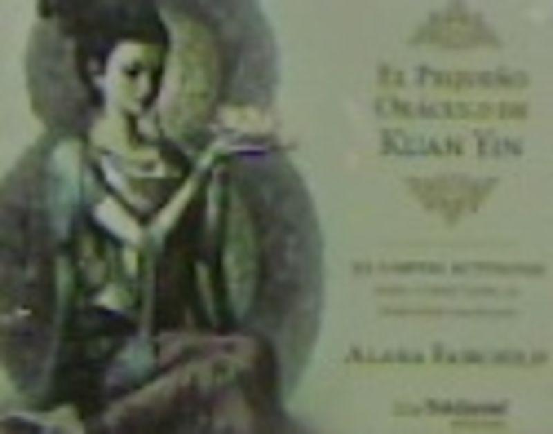 EL PEQUEÑO ORACULO DE KUAN YIN (+55 CARTAS)