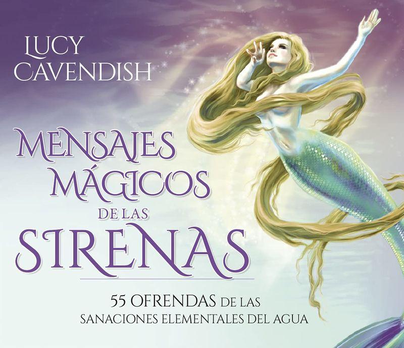 MENSAJES MAGICOS DE LAS SIRENAS (+55 CARTAS)