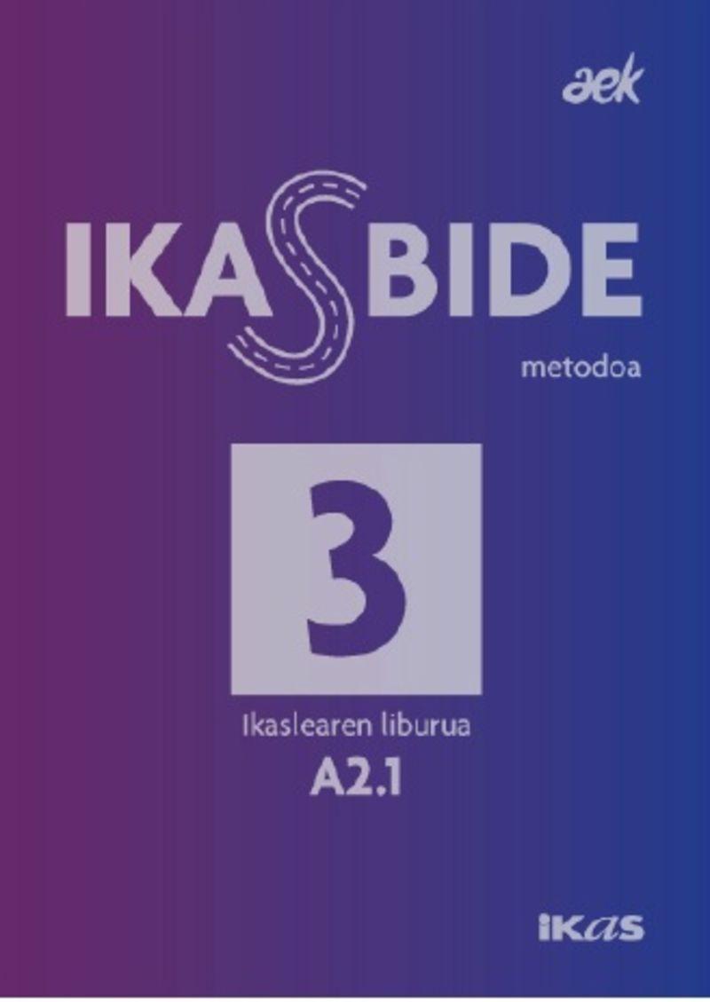 IKASBIDE 3 (A2.1)