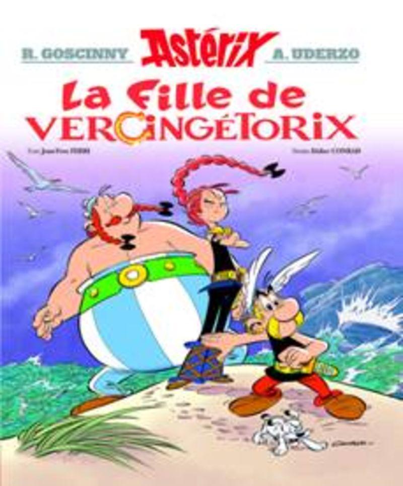 ASTERIX 38 - LA FILLE DE VERCINGETORIX