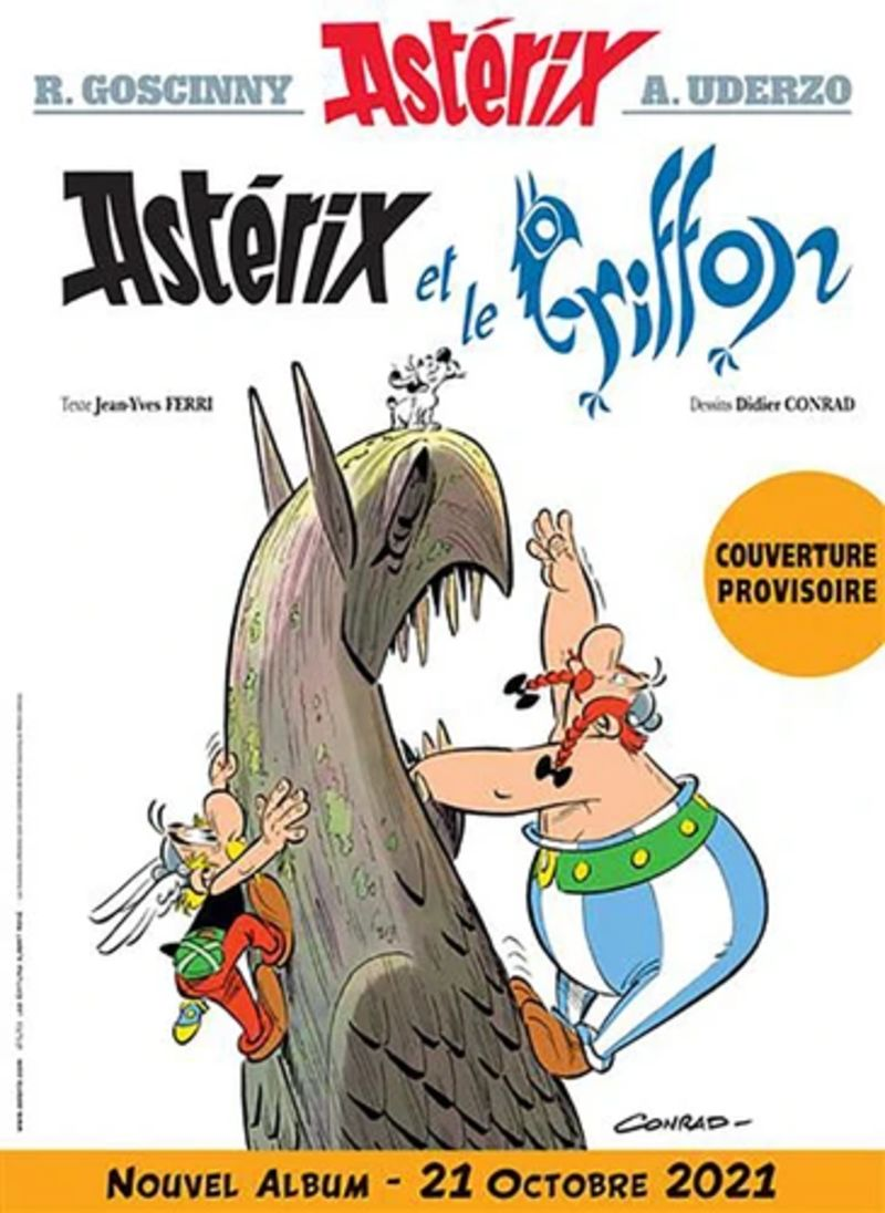 ASTERIX 39 - ASTERIX ET LE GRIFFON