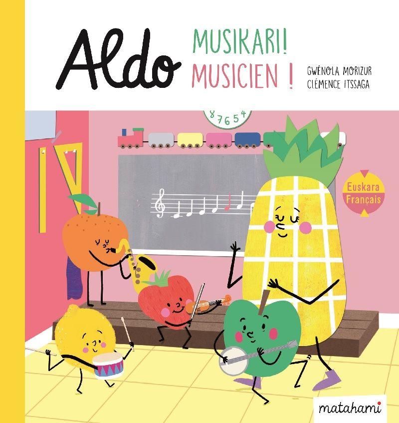 Aldo Musikari! Musicien! - Clemence Itssaga / Gwenola Morizur