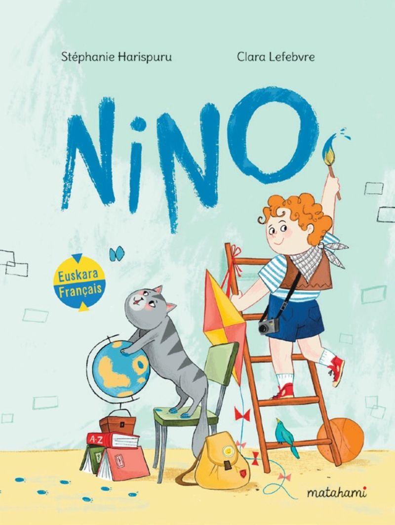 NINO (EUSK / FRA)