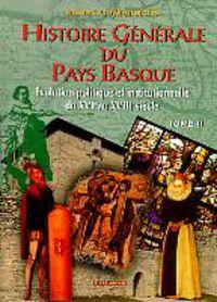 HISTOIRE GENERALE PAYS BASQUE II
