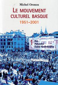 MOUVEMENT CULTUREL BASQUE 1 (1951-2001) , LE