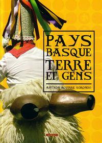 pays basque, terre et gens - Antxon Aguirre Sorondo