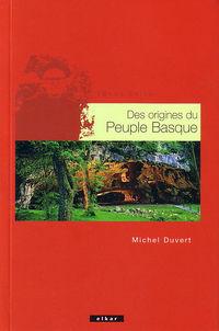 DES ORIGINES DU PEUPLE BASQUE