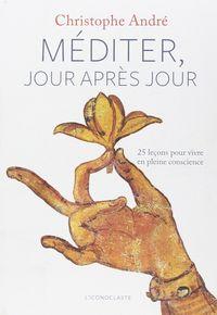 MEDITER, JOUR APRES JOUR (+CD)