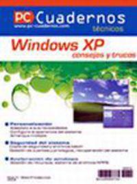 WINDOWS XP - CONSEJOS Y TRUCOS