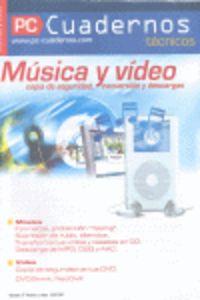 MUSICA Y VIDEO