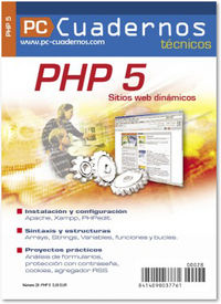 PHP 5 - SITIOS WEB DINAMICOS