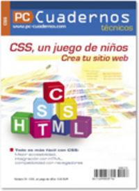 CSS, UN JUEGO DE NIÑOS - CREA TU SITIO WEB