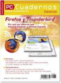 FIREFOX Y THUNDERBIRD - CUADERNOS BASICOS