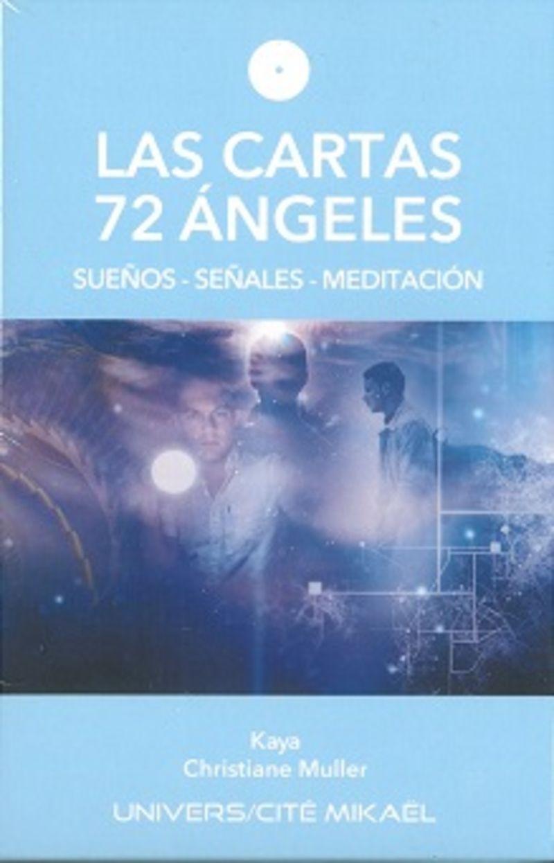 LAS CARTAS 72 ANGELES