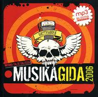 MUSIKA TALDE GAZTEEN MUSIKA GIDA 2006 (+CD)
