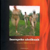 IZARAPEKO AHOLKUAK - SEXUAREN GIDA ASKEA