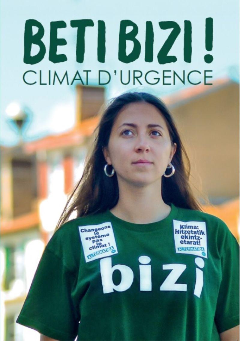 Beti Bizi! Climat D'urgence - Aa. Vv.