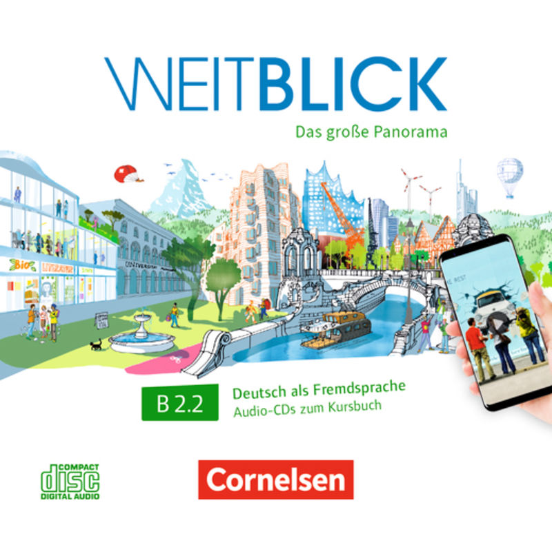 WEITBLICK B2.2 (AUDIO-CD)