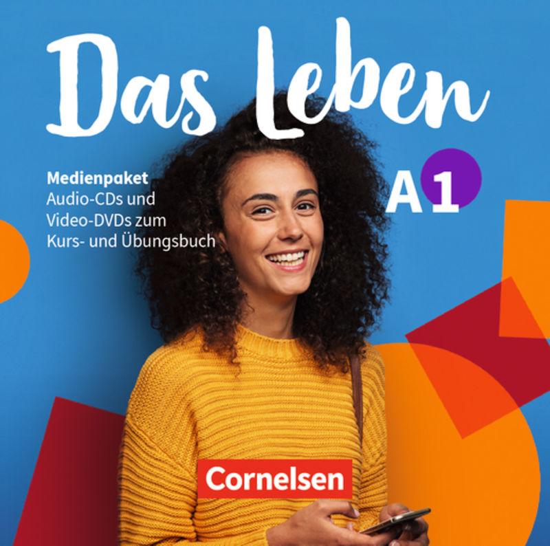 DAS LEBEN A1 (CD+DVD) PACK DE MEDIA