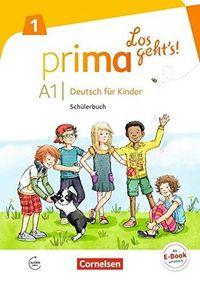 PRIMA LOS GEHT'S A1 (+MP3)