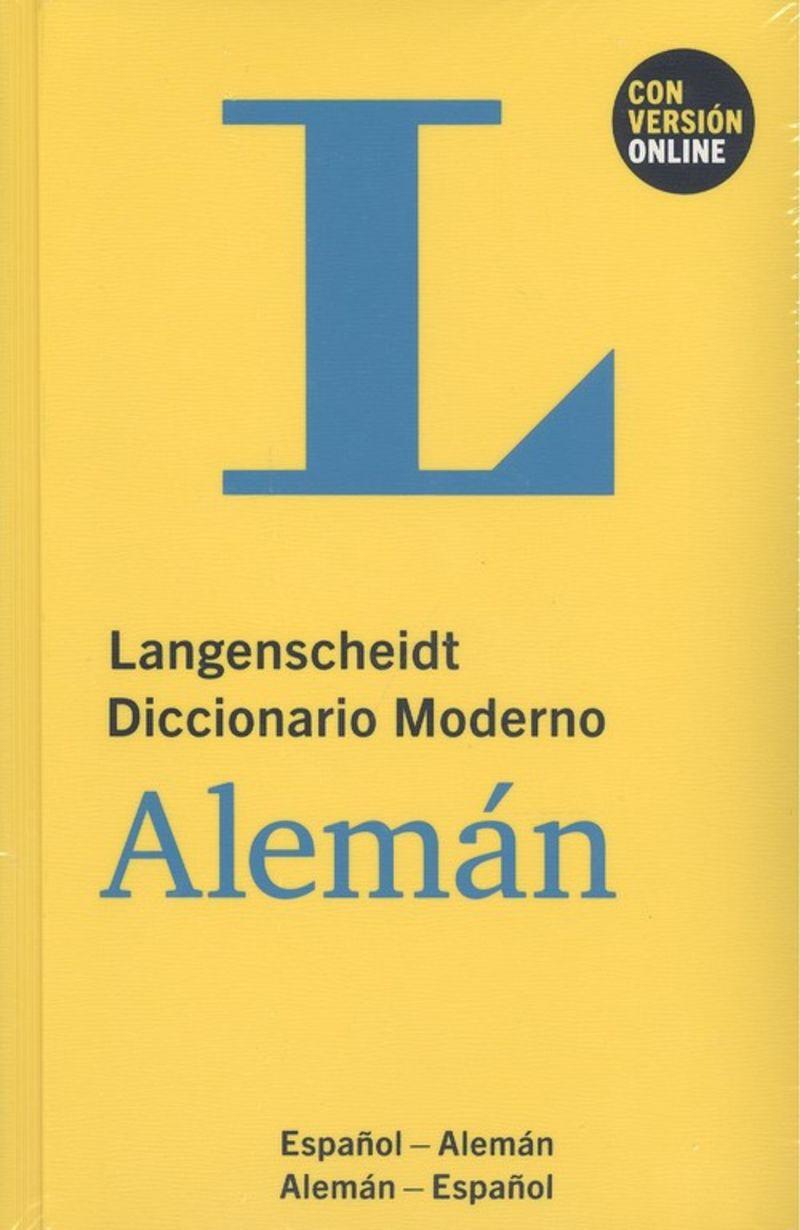 Dicc. Moderno Ale / Esp - Esp / Ale - Aa. Vv.