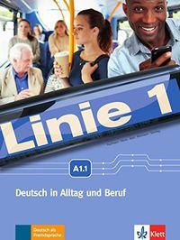Linie 1 (a1.1) (+cuad) (+audio Mp3) - Aa. Vv.