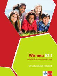 Wir Neu B1.1 Cuad (+cd) - Aa. Vv.