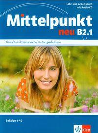MITTELPUNKT NEU B2.1 (+CUAD. )  (+CD)