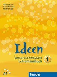 IDEEN 1 LEHRERHANDBUCH (PROF)