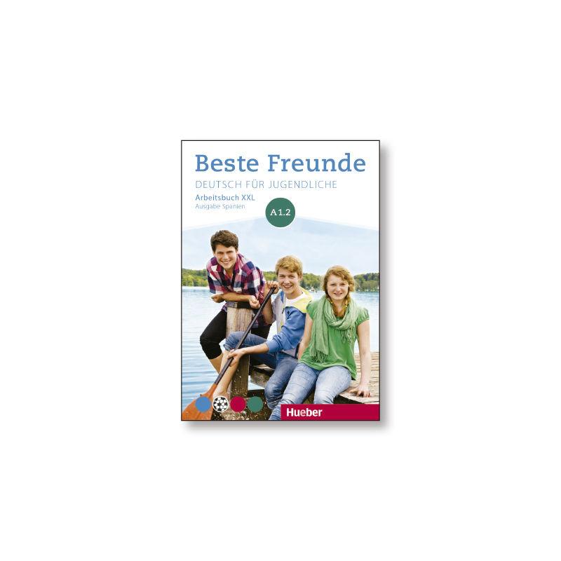 Beste Freunde A1.2 Arbeitsbuch-Xxl Ausg. Span - Aa. Vv.