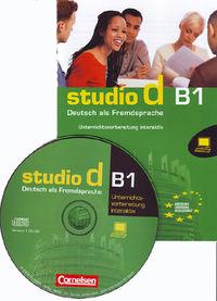 STUDIO D B1 GUIA CD ROM