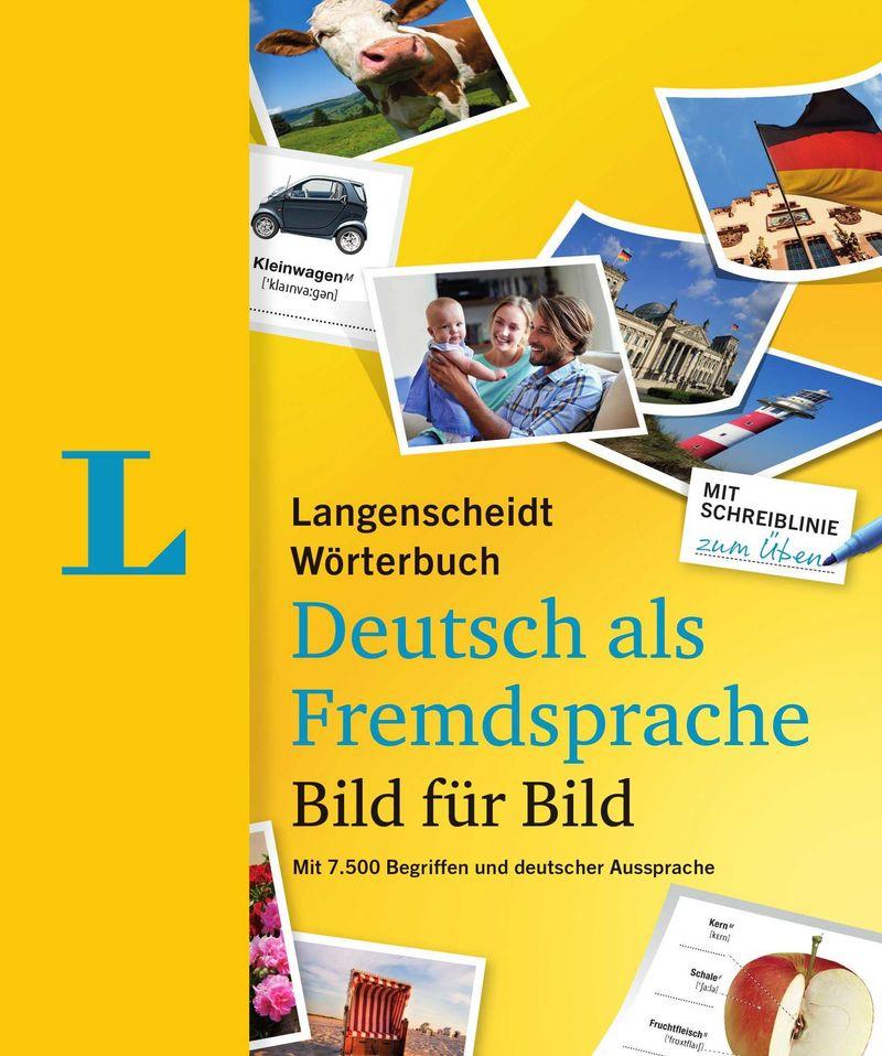 LANGENSCHEIDT WORTERBUCH - DAF BILD FUR BILD (DICCIONARIO VISUAL)