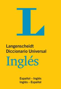 DICC. UNIVERSAL INGLES / ESPAÑOL - ESPAÑOL / INGLES