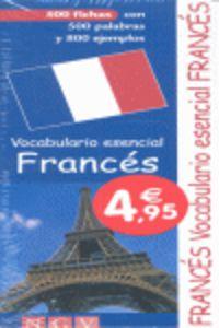 FRANCES - VOCABULARIO ESENCIAL