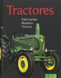 TRACTORES - FABRICANTES, MODELOS, TECNICA - MINI TECNICA