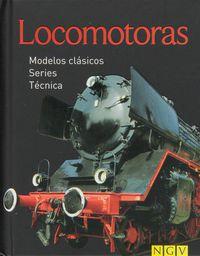 LOCOMOTORAS - MODELOS CLASICOS, SERIES, TECNICA - MINI TECNICA