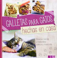 GALLETAS PARA GATOS HECHAS EN CASA