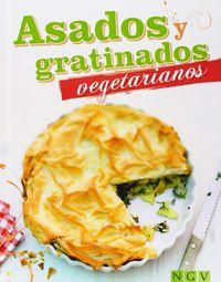 asados y gratinados vegetarianos - Aa. Vv.