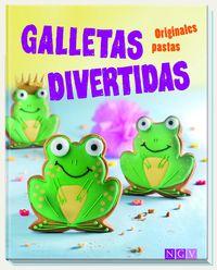 Galletas Divertidas - Aa. Vv.